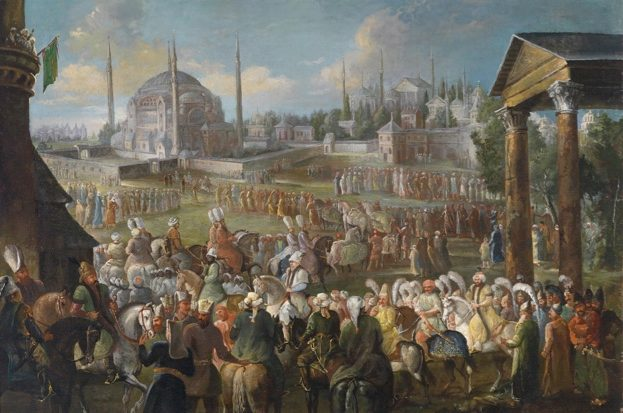 Image result for istanbul ottoman era