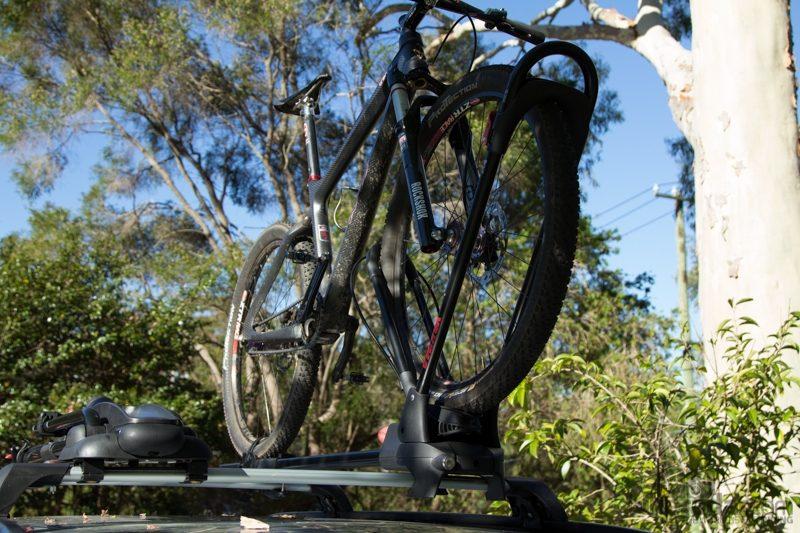 yakima frontloader car rack bikeradar