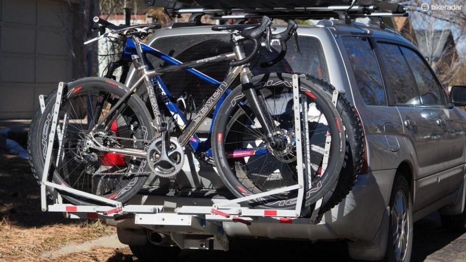 1up usa quik rack bicycle rack review