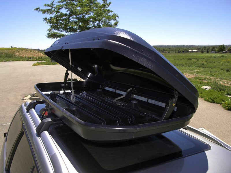 thule ascent 1600 rooftop cargo box