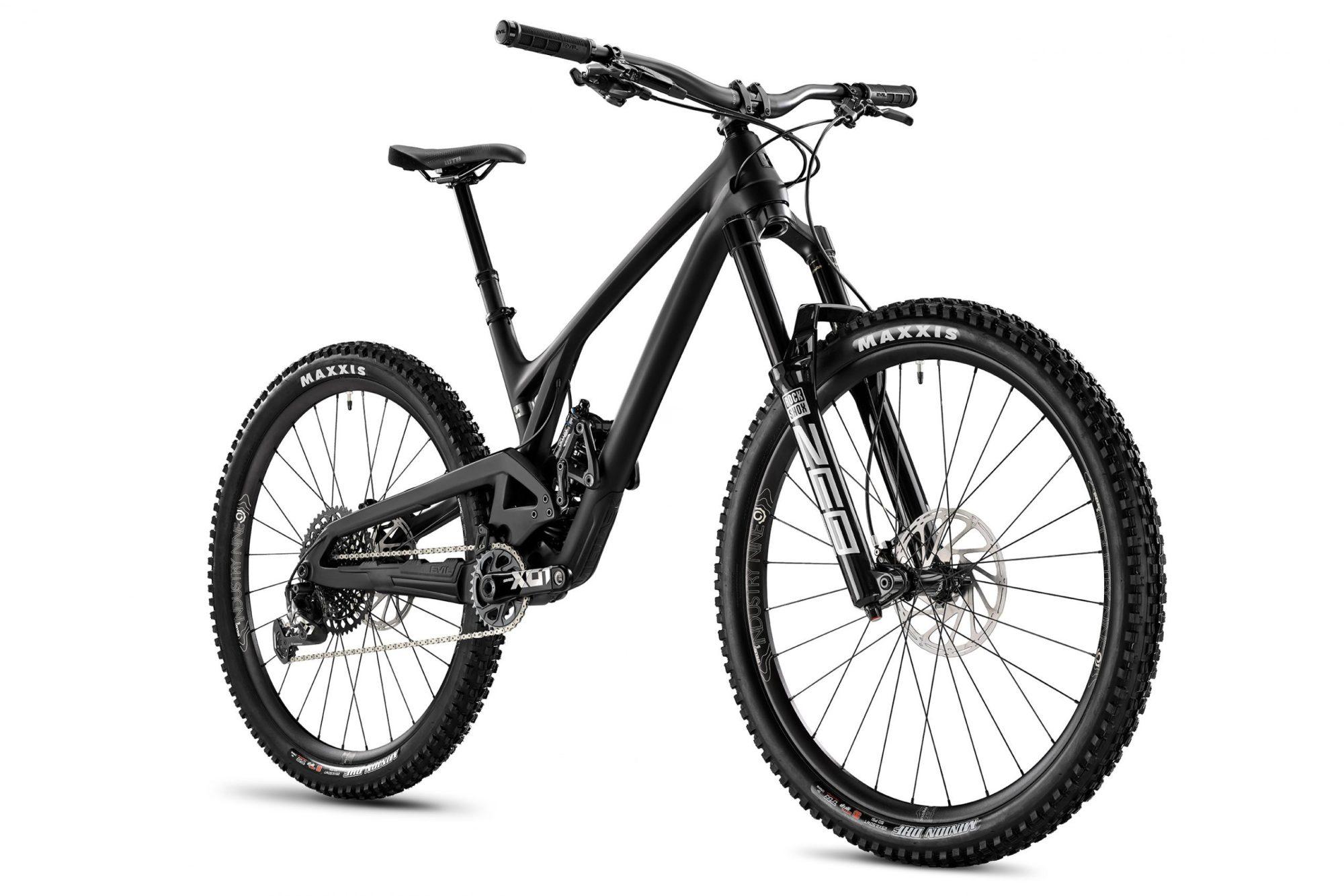 Evil The Wreckoning enduro bike gets 2021 makeover