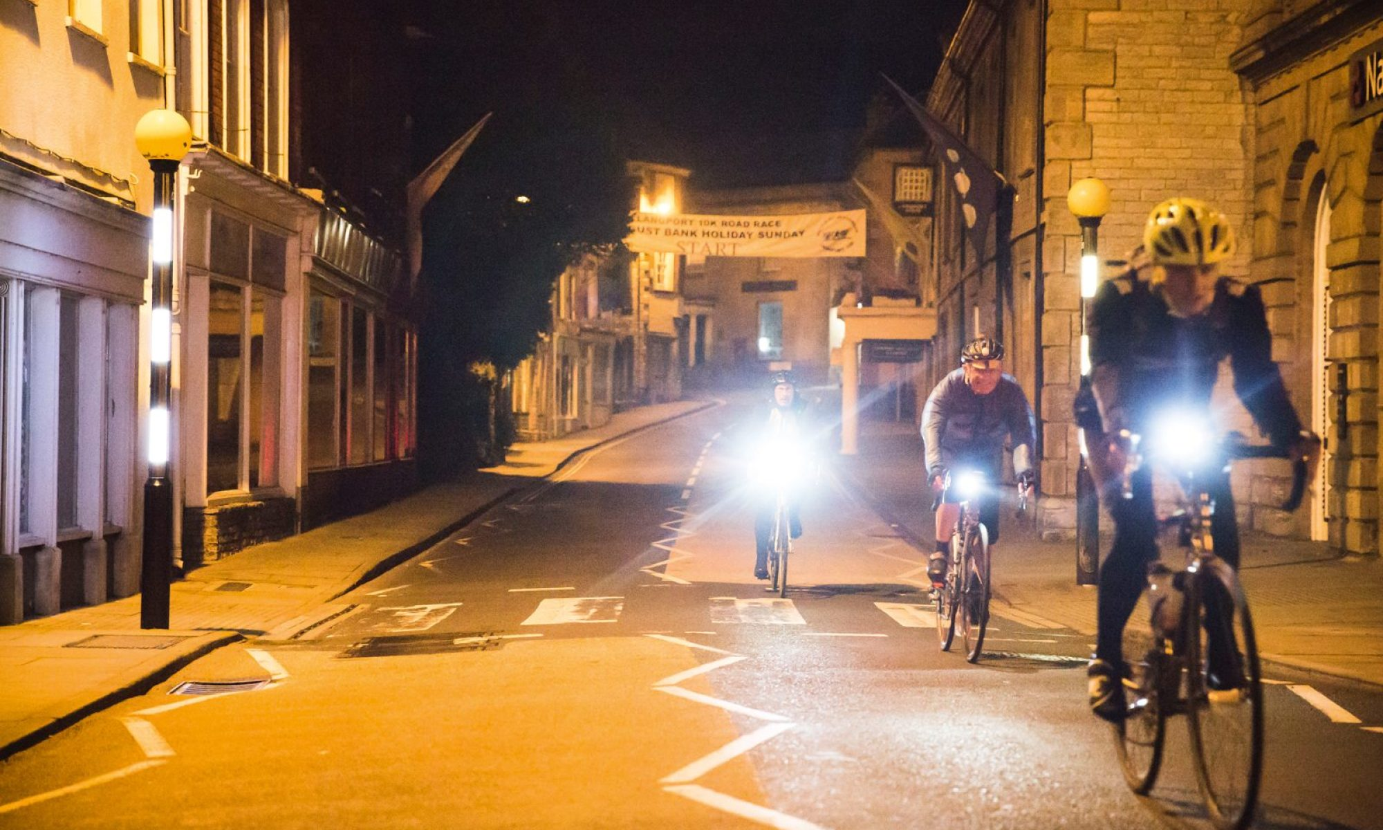 8 tips for road riding in the dark   How to ride confidently at night