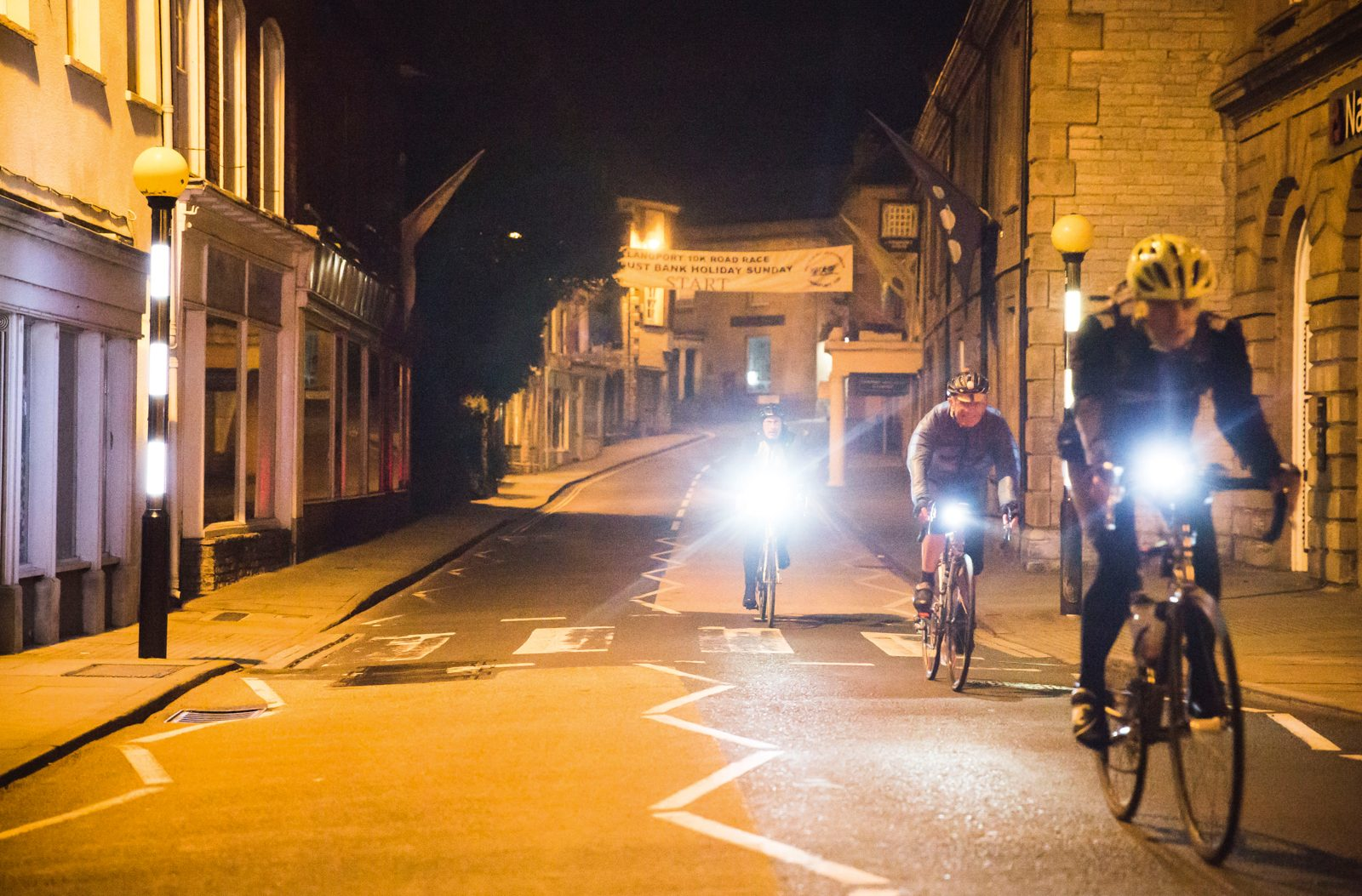 8 tips for road riding in the dark | How to make the most of the shorter days