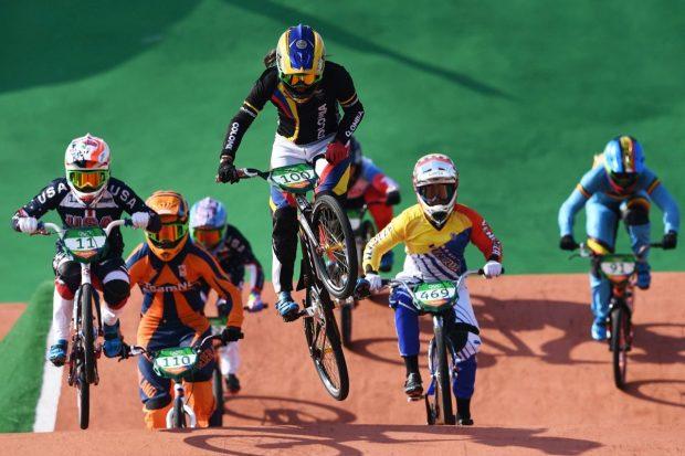 BMX-Rennen bei den Olympischen Spielen