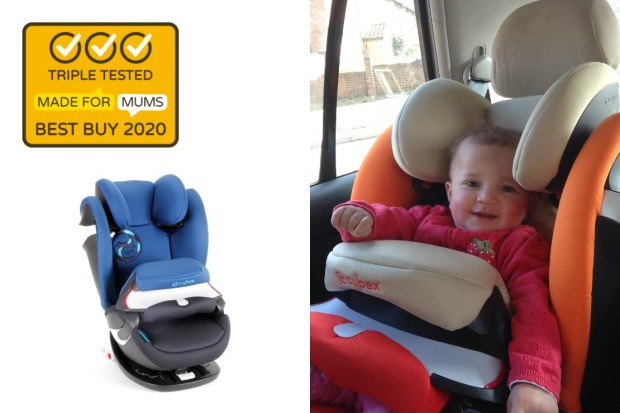 Cybex Pallas M Fix Car Seat Review Car Seats From Birth Car Seats Madeformums