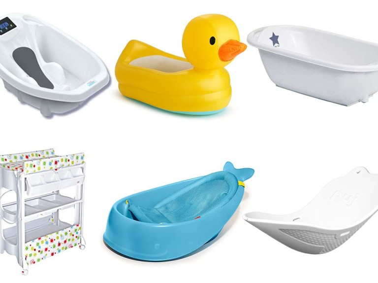best baby baths for newborns and babies