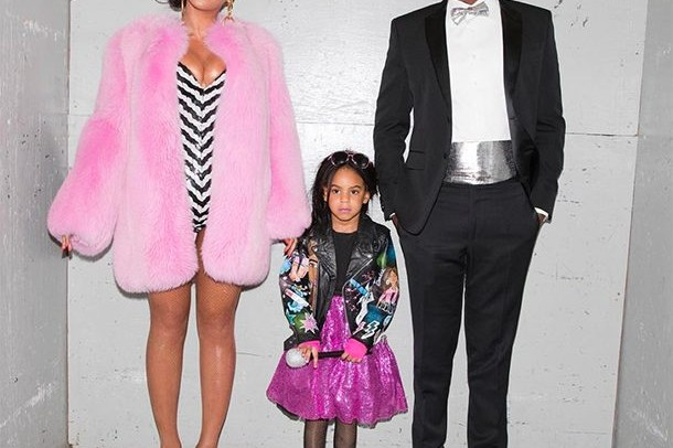 who are blue ivy carter rumi carter