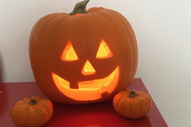 Carving A Halloween Pumpkin Made Easy Madeformums