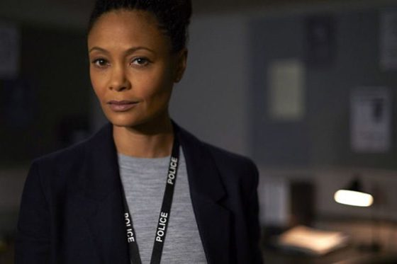 Thandie Newton appears in Line of Duty on BBC One