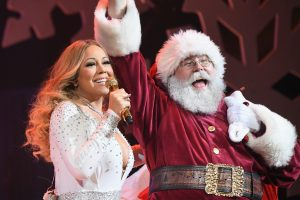 Amazon Music releases mini-documentary on the making of Mariah Carey's All I Want For Christmas Is You