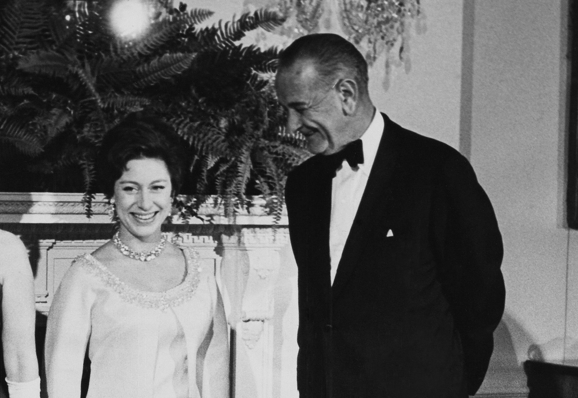 Did Princess Margaret charm (and kiss) President Lyndon B Johnson? Truth behind The Crown