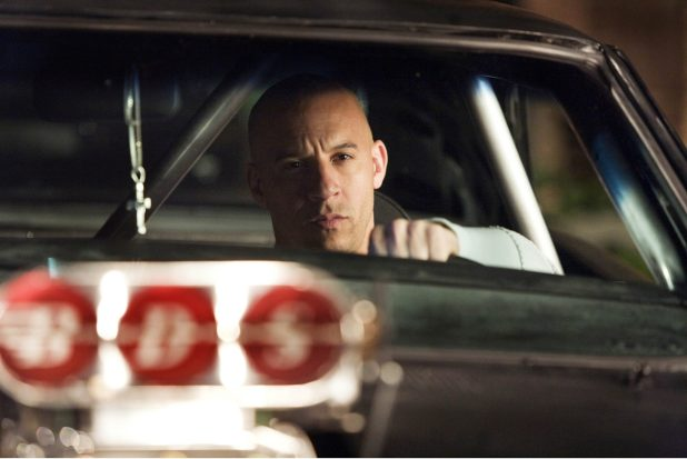 VIN DIESEL as Dom Toretto