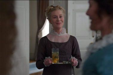 Geraldine Alexander plays Mrs Wilson in Bridgerton