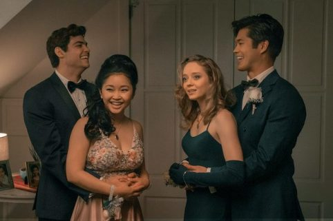 To All the Boys 3 cast   Lana Condor, Noah Centineo and more - Radio Times