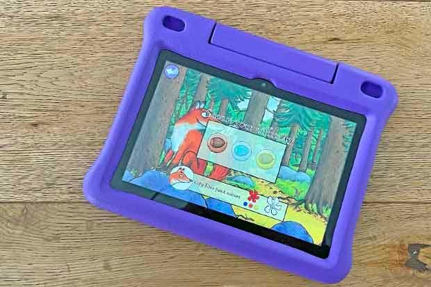 Gruffalo Amazon Fire HD 8 Kids Edition