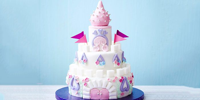 Birthday Cakes For Kids Bbc Good Food