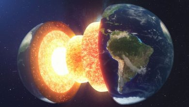 Nobody knows why Earth's core is growing faster on one side