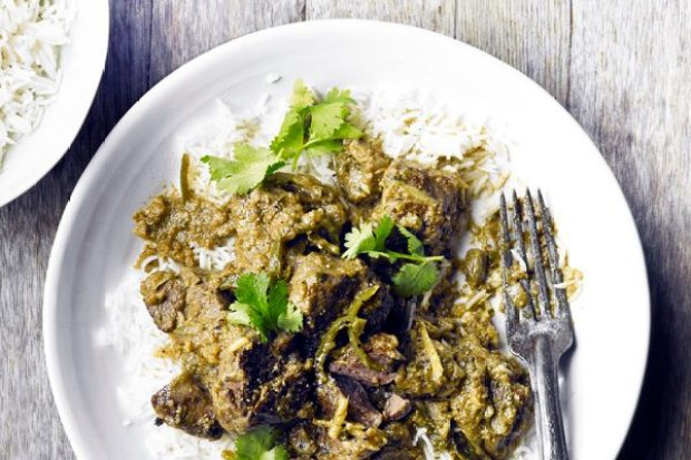 Healthy Lamb Curry Recipe