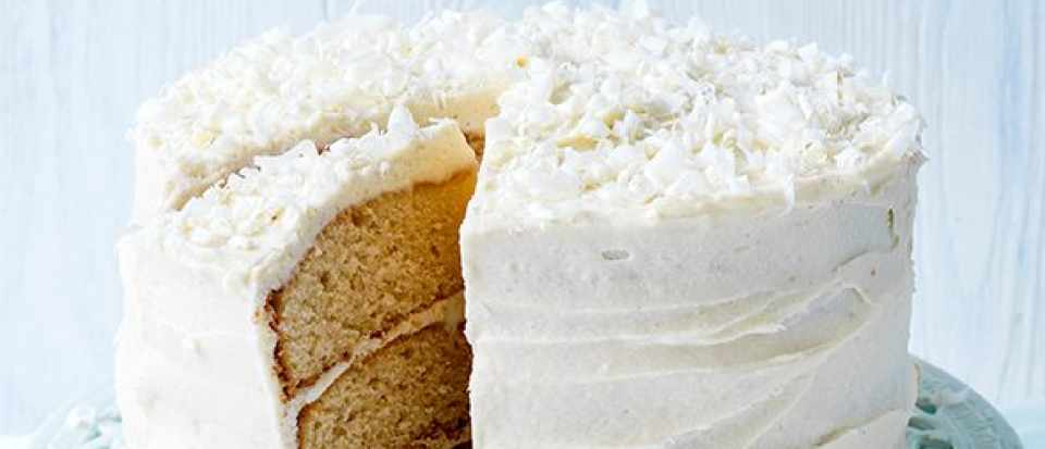 Easiest Butter Cake Recipe
