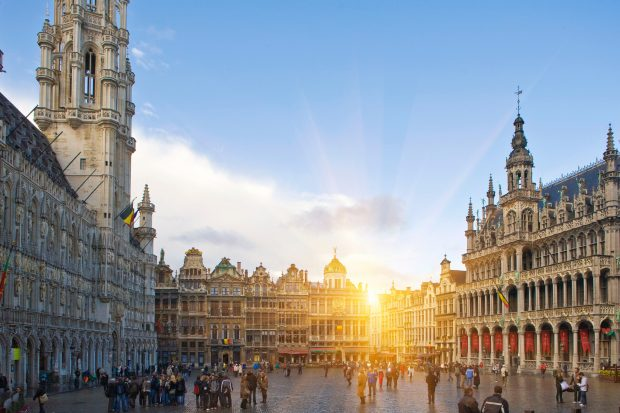 Best Places to Eat in Brussels