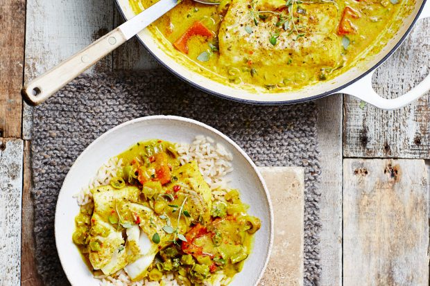 Caribbean Fish Curry Recipe