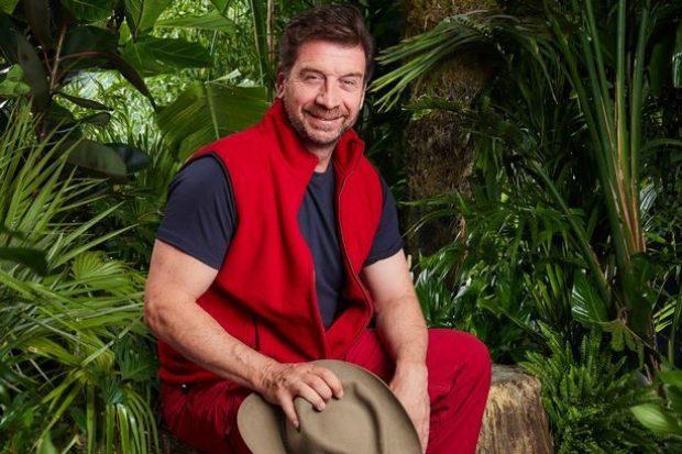 Nick Knowles, je suis une célébrité (ITV)