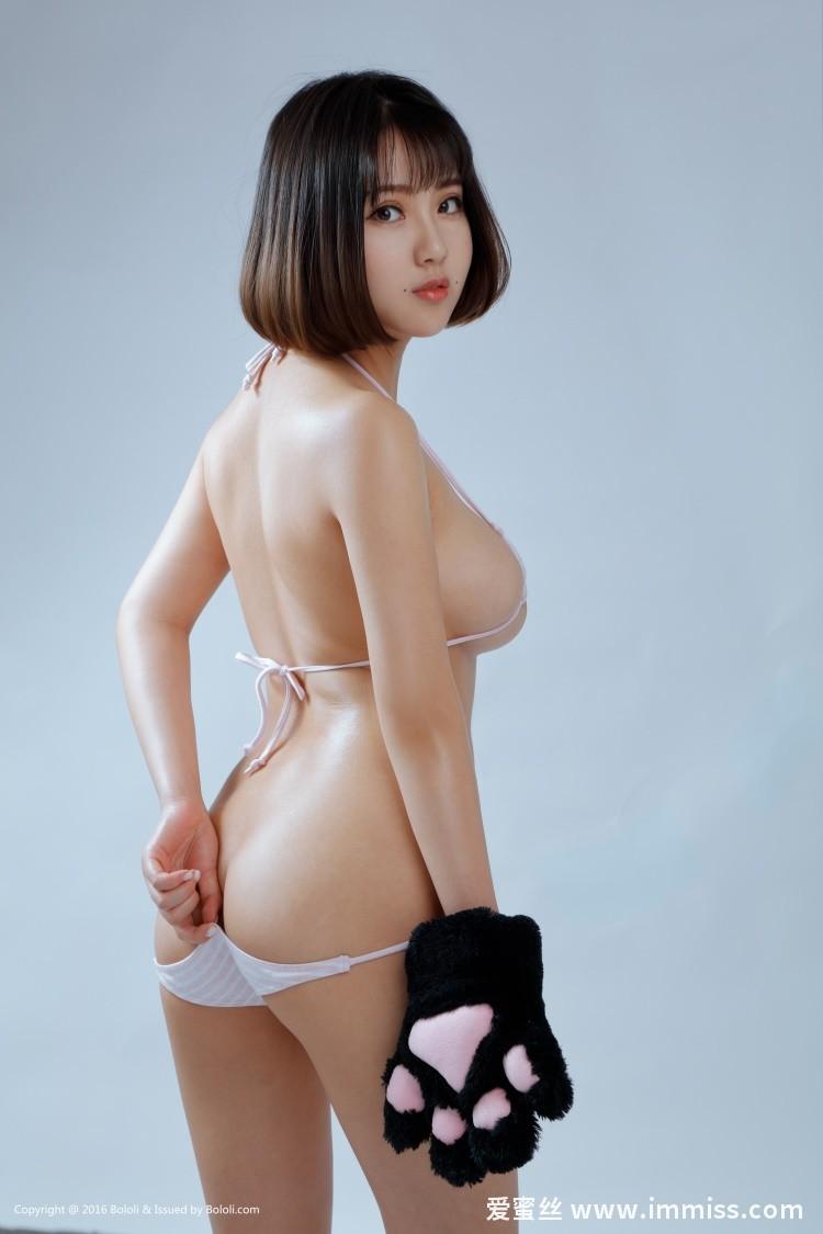 [BoLoLi波萝社]新刊 2017.05.22 BOL.059 魔女奈奈的粉色比基尼 奈奈