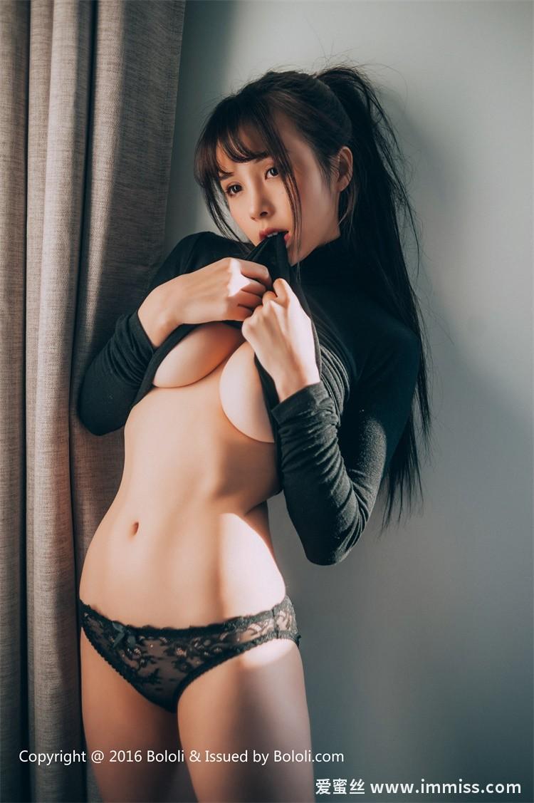 [Bololi波萝社]新刊 2017.03.13 BOL.029 夏美酱黑色诱惑