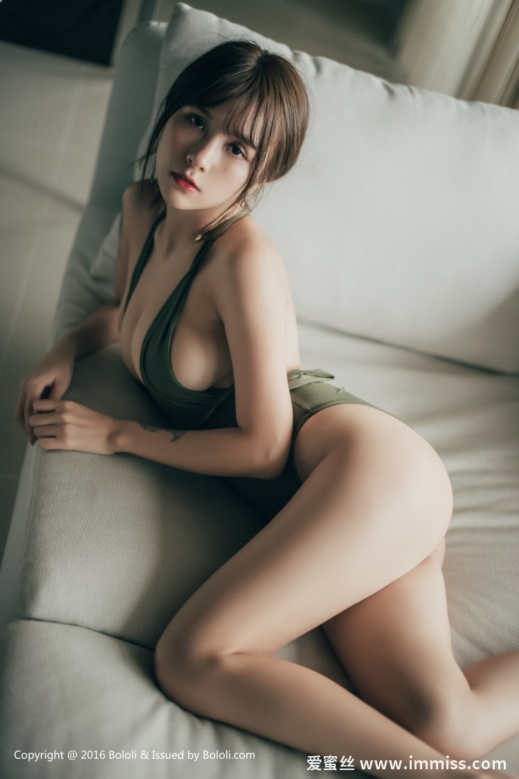 [Bololi波萝社]新刊 2017.05.02 BOL.049 夏美酱连体衣集