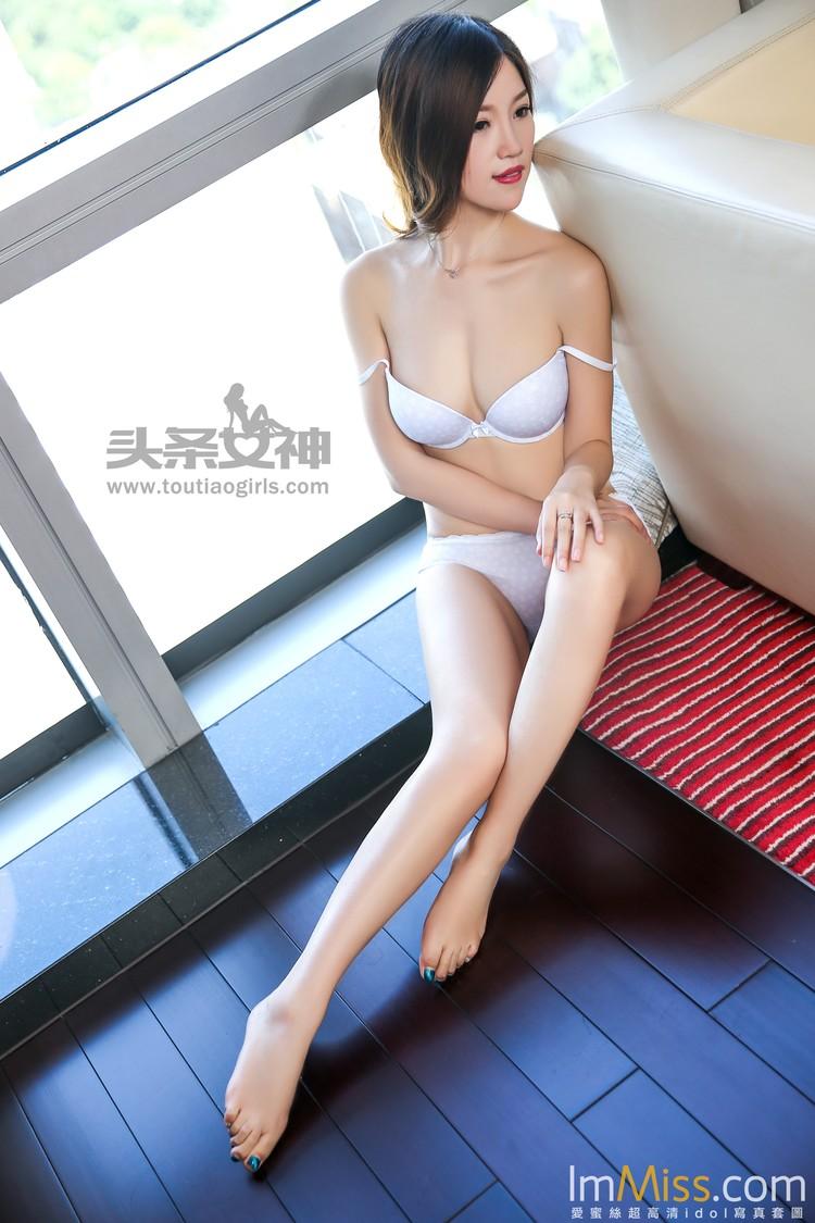 [TouTiao头条女神] 2017.07.01 生如夏花 宸熙 VIP专辑 [21+1P]