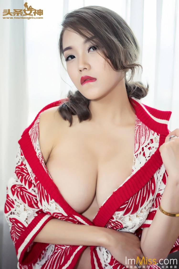 [TouTiao头条女神] 2016.06.12 性感巨乳女帝 阳阳[44+1P]