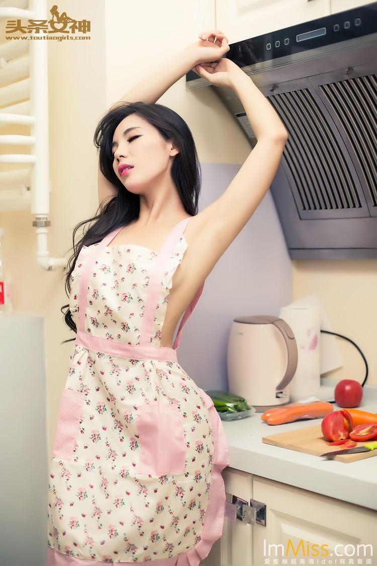 [TouTiao头条女神] 2016.06.11 厨娘的日常2-乔安[49+1P]