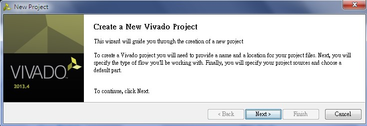 Tutorial:Creating a New Vivado Project for Xilinx Zynq Ultrascale+