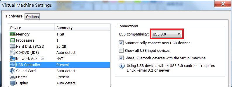 Fix Xilinx Tools Can't Connect to the Download Cable in Virtual Machine