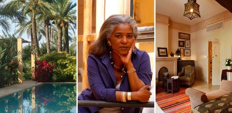 Meryanne Loum-Martin: Q&A with Marrakech Hotel Owner - Indagare
