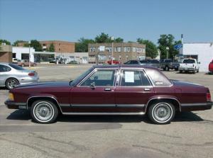 1991 Mercury Grand Marquis LS Details Luverne, MN 56156