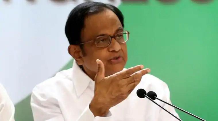 I shall neither bend nor break, says P Chidambaram post ED raids at Karti's premises