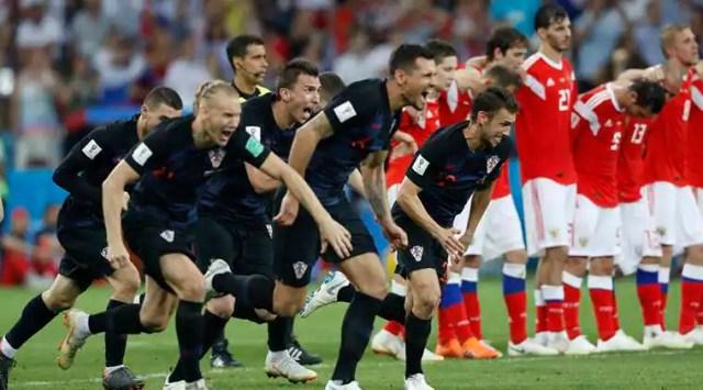 FIFA World Cup 2018, Russia vs Croatia highlights: Croatia beat Russia 4-3 on penalties, through to semi-finals