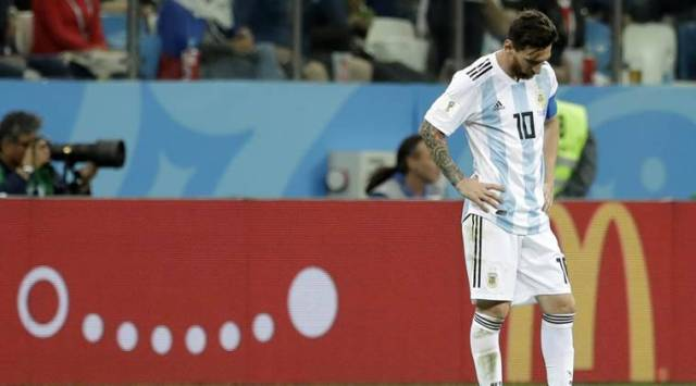 FIFA World Cup Argentina vs Croatia highlights: Argentina on the brink after 3-0 loss to Croatia