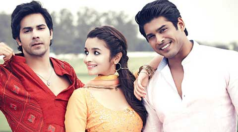 Humpty Sharma Ki Dulhania Daywise Box Office Collection
