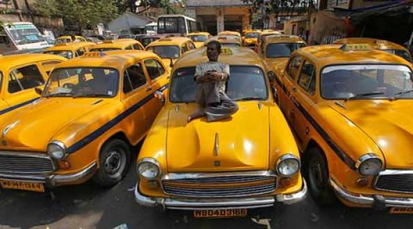 Chilled out Taxi service. Source ~ Indianexpress.com