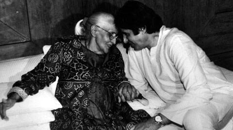 Image result for amitabh mother