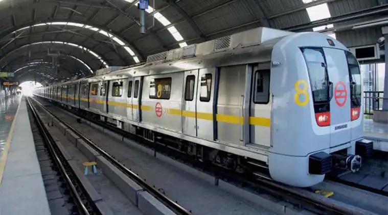 Image result for delhi metro station underground