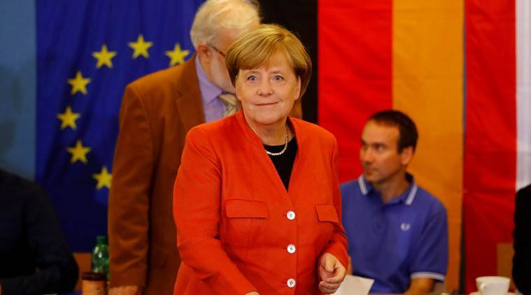 Image result for merkel wins