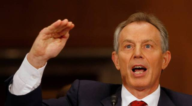Tony blair, iraq war 2003, us invasion of iraq, blair, tony, british pm tony bliar, tony blair iraq war, britain iraq war, blair iraq, iraq war illegal, iraq invasion, saddam, saddam hussein, george bush, bush blair, george tony, blair bush, chilcott report, iraq war report, us news, britain news, uk news, world news
