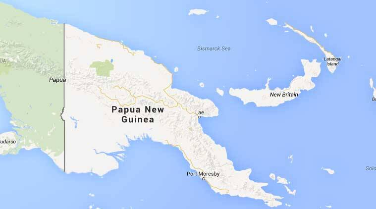 Papua New Guinea, earthquake, earthquake papua new guinea, papua new guinea earthquake, earthquakes 2015, nepal earthquake, papua new guinea news, asia news, world news