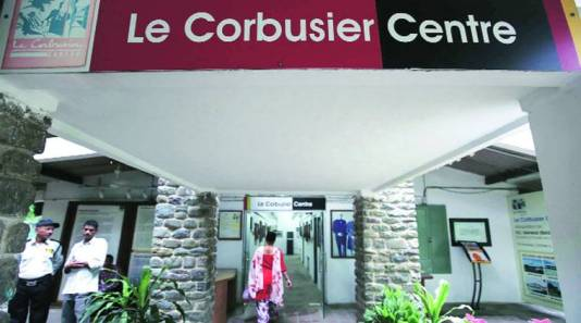 Image result for images of Le CorbusierCentre chandigarh