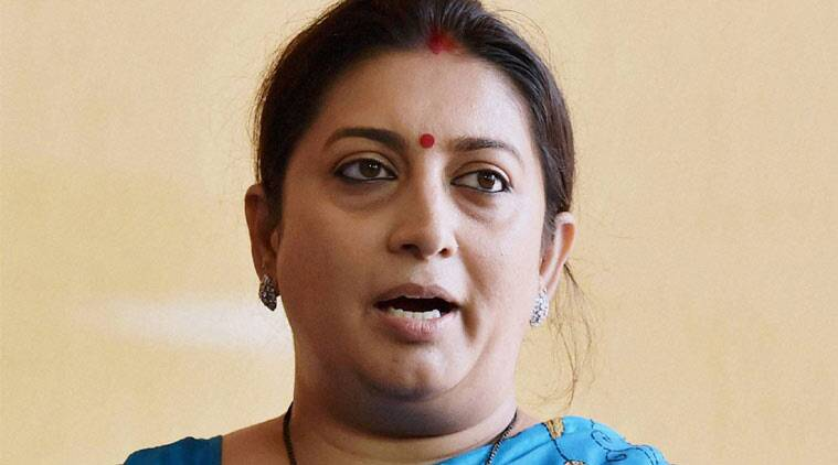"HRD Minister Smriti Irani said the new ranking framework has been drafted to provide ""an Indian context to educational aspirations and needs"""