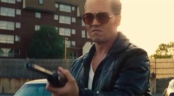 Johnny Depp als Whitey Bulger in Black Mass