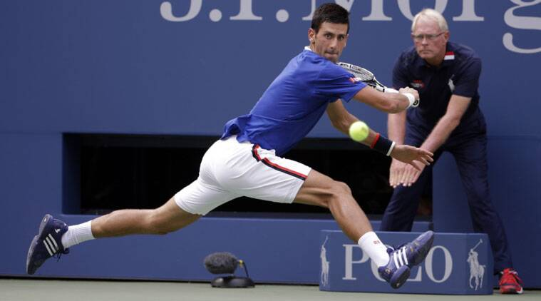 Novak Djokovic moved a step closer to his 10th career Slam crown and third of the year. (Source: AP)